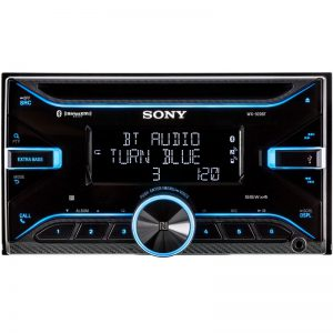 Sony WX-920BT 2-Din CD/USB Receivers