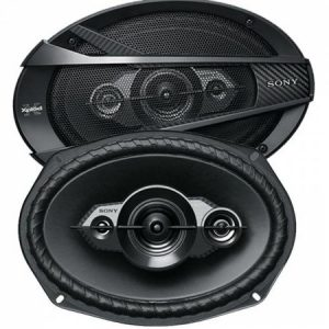 Sony XS-XB6941 OVAL SPEAKERS