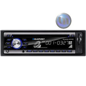 BLAUPUNKT MONTEVIDEO 4010 DVD CAR RADIO – 1 DIN