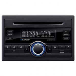 BLAUPUNKT NEW ORLEANS 220 CAR RADIO -2 DIN MP3