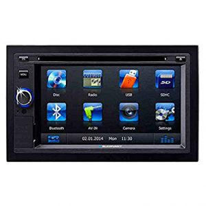 BLAUPUNKT SANTA FE 530 2DIN TOUCH SCREEN