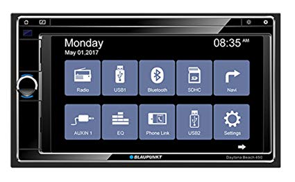 BLAUPUNKT DAYTONA BEACH 450 AV Receivers
