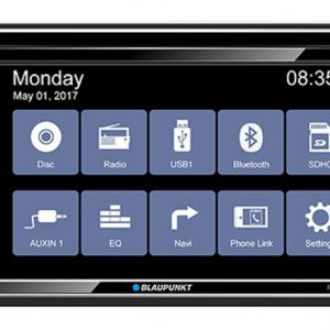 BLAUPUNKT PALM BEACH 550 CT AV Receivers