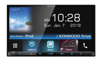 Kenwood DMX7018BT