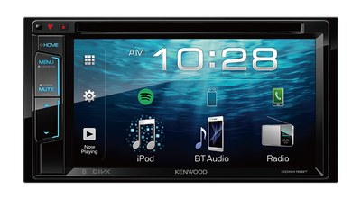 Kenwood DDX418BT