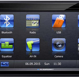 BLAUPUNKT SAN MERINO 330 2DIN TOUCH SCREEN